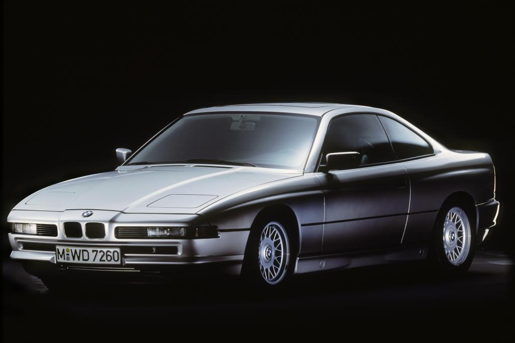Tradition: 25 Jahre BMW 8er (E31) - Powerplay fürs Prestige