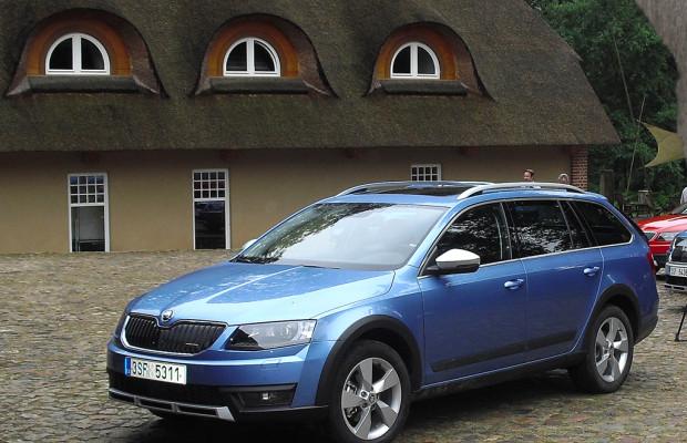 Tschechischer Pfadfinder: Skoda kündigt neuen Octavia Scout noch für August an