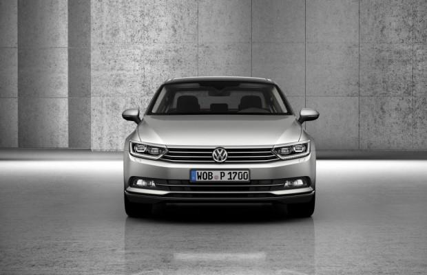 VW Passat - Preise für die Start-Mannschaft