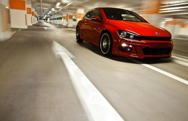 VW Scirocco: 100 PS zum 40. Geburtstag