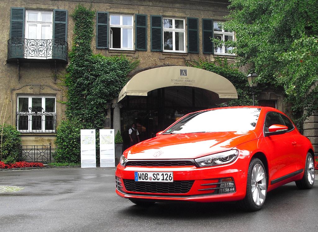 VW Scirocco: Insgesamt stehen sechs Motorisierungen zur Wahl.