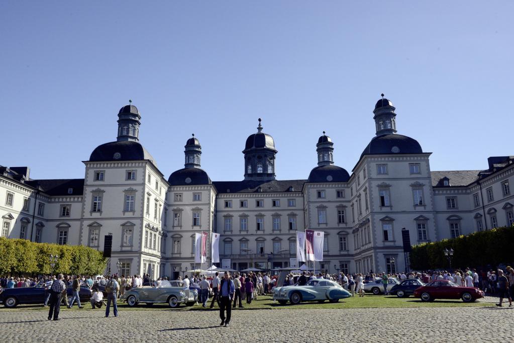 VW bittet zur edlen Schlossfahrt