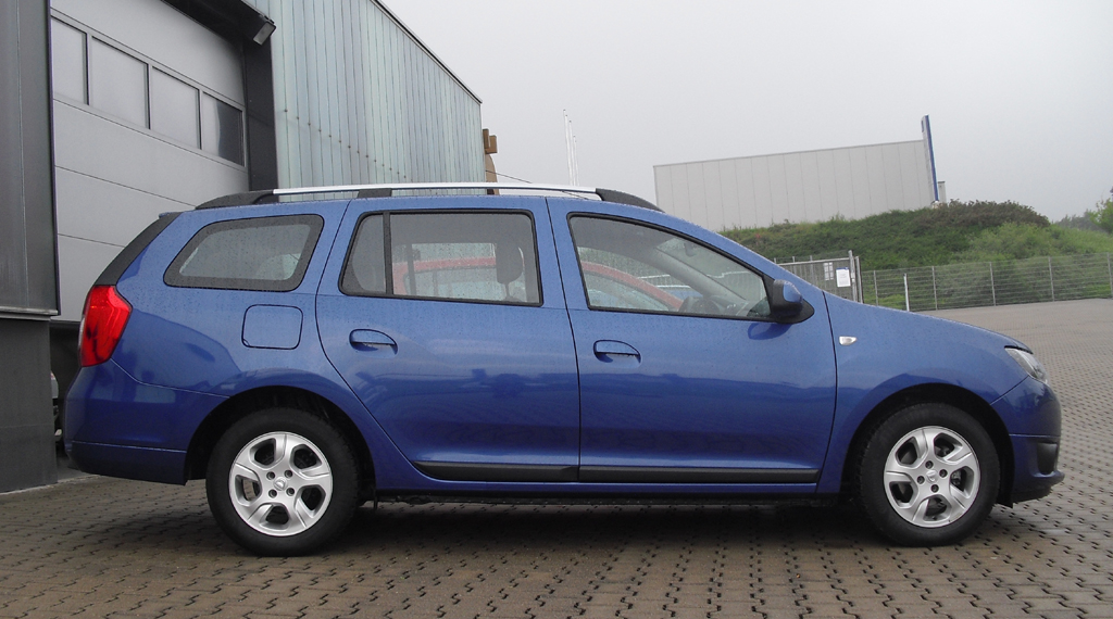Verbliebener Logan: Dacia-Kombi MCV