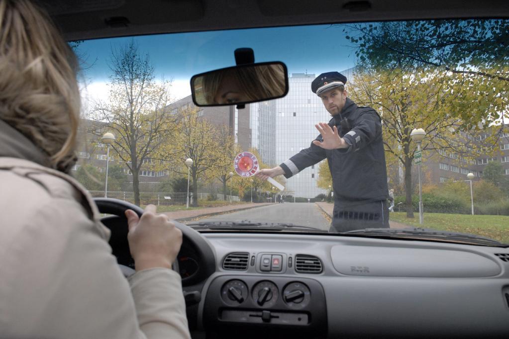 Verkehrsrowdys: Männer sind in Flensburg Punktesieger