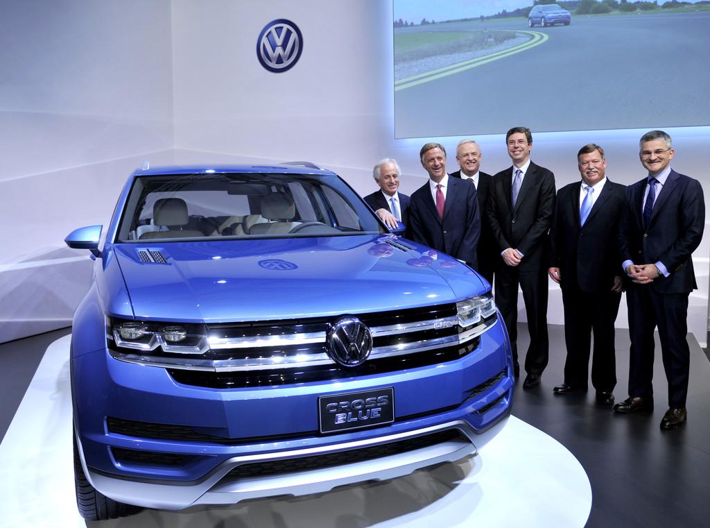 Volkswagen baut Midsize-SUV in den USA