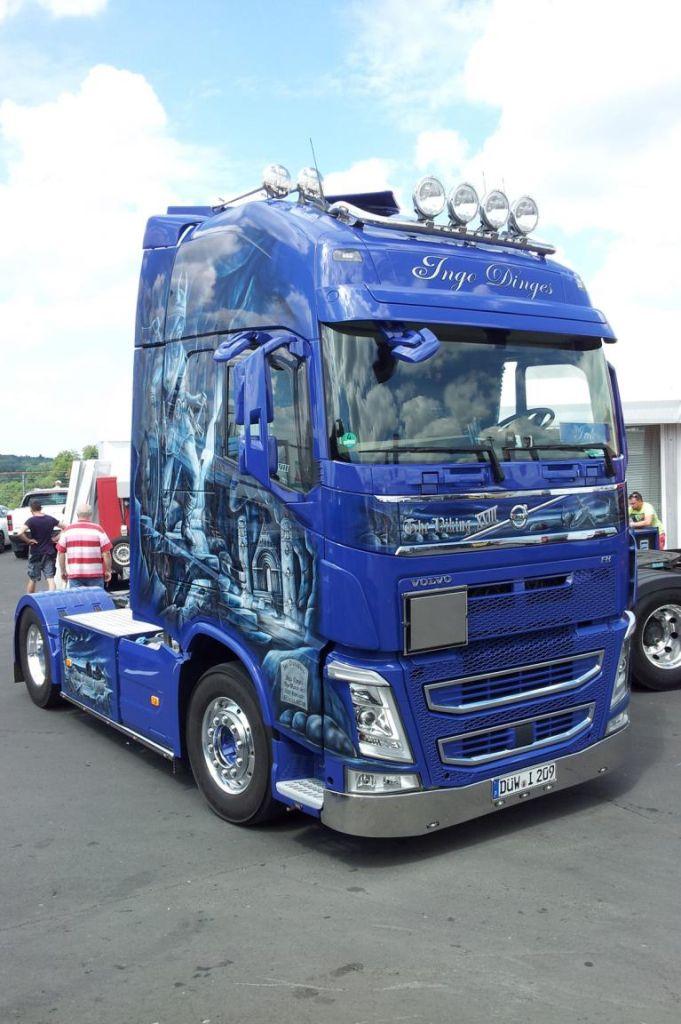Volvo Trucks: Neuer Antrieb für die Brummis