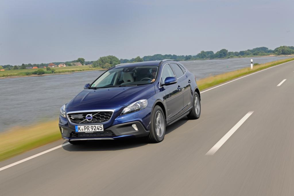 Volvo setzt im V40 auf einen neuen Vierzylinder-Topmotor