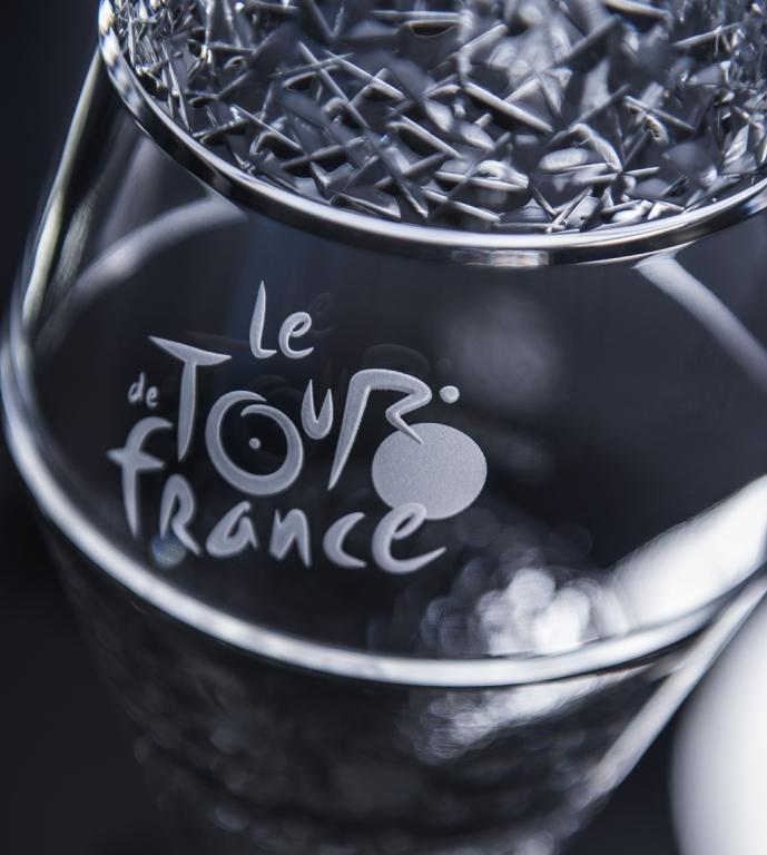 Von Skoda Design gestaltet: Siegertrophe der Tour de France