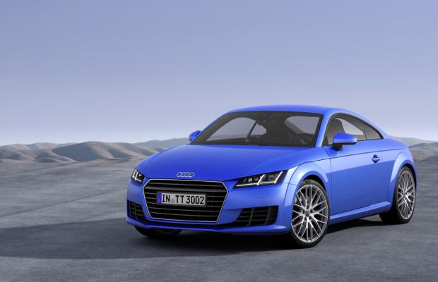 Vorverkauf für den Audi TT startet