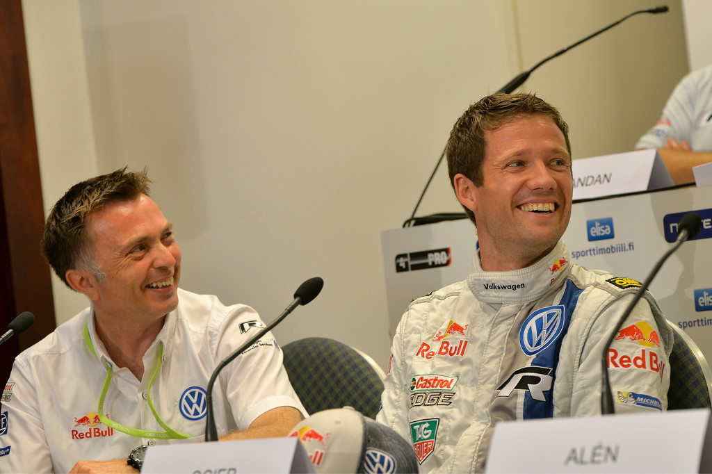 WRC 2014: Zu Gast bei den fliegenden Finnen