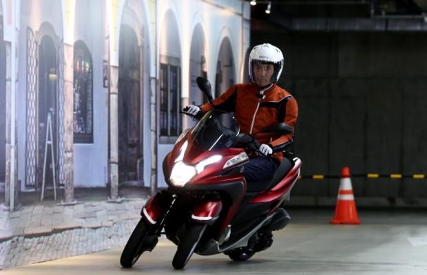 Yamaha Tricity - Dreirad für Erwachsene