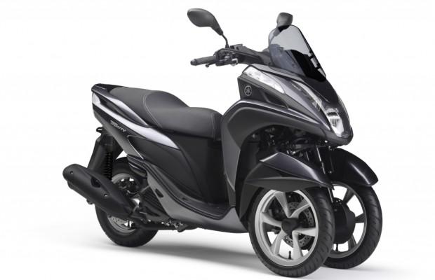 Yamaha Tricity kostet 3595 Euro