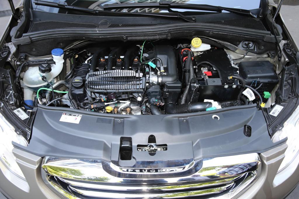 Zu den 82 PS des Dreizylinder-Benziners gesellen sich 41 PS aus der Hybrid-Maschine