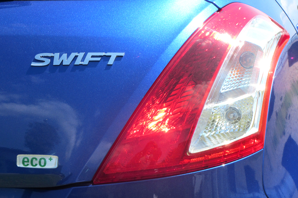 Zu den aktuellen Änderungen gehört das Eco-Paket für den Comfort-Swift.