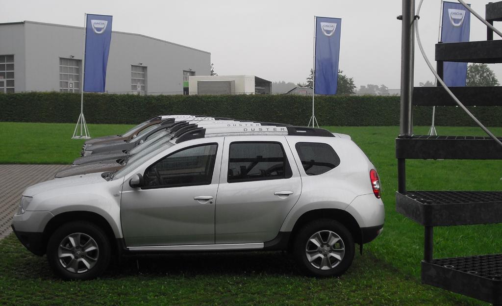 Zuletzt sogar meistverkauftes Modell in der Renault-Gruppe: Dacia Duster