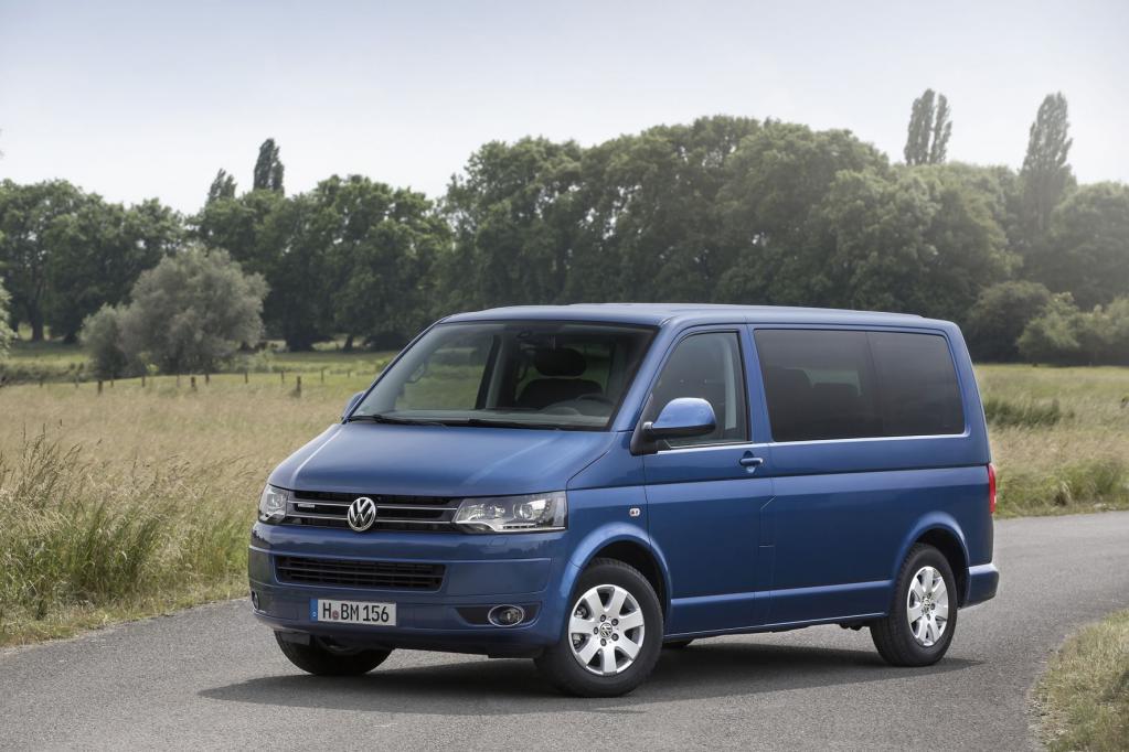 Zweiter BlueMotion-Motor für den VW Bulli