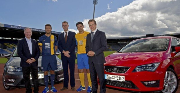 : In dieser wie in künftigen Bundesliga-Saisons zählen Autohersteller zu den umtriebigsten Unterstützern des Fußball-Sports und zu denen, die am tiefsten in die Sponsoren-Tasche greifen.