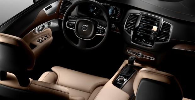 Weltpremiere Volvo XC90