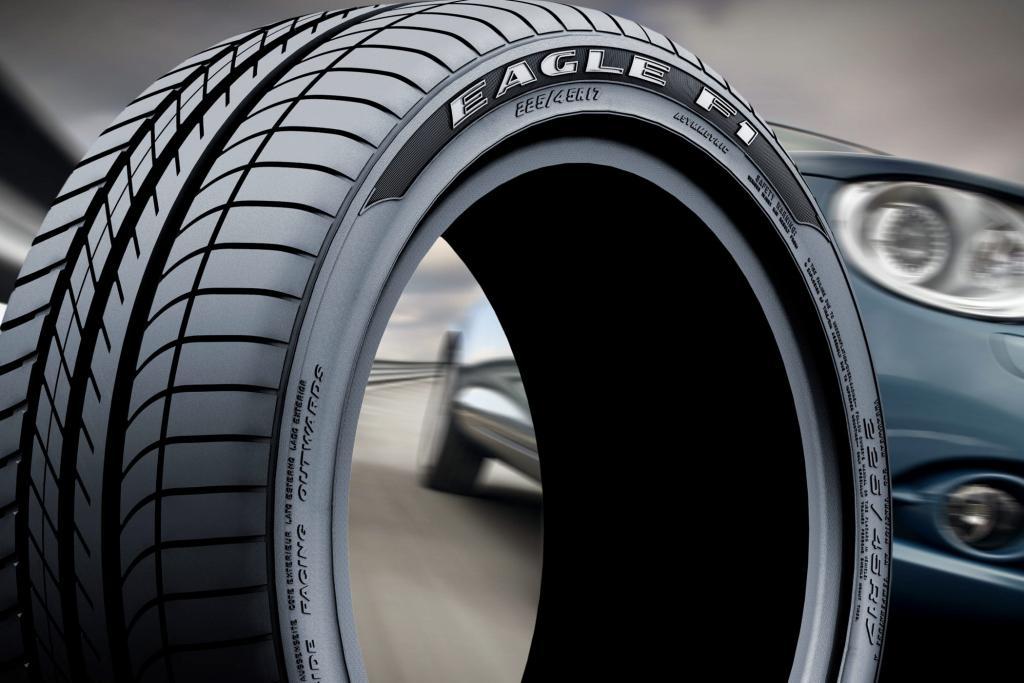 17 Zoll ist die ideale Größe für Reifen