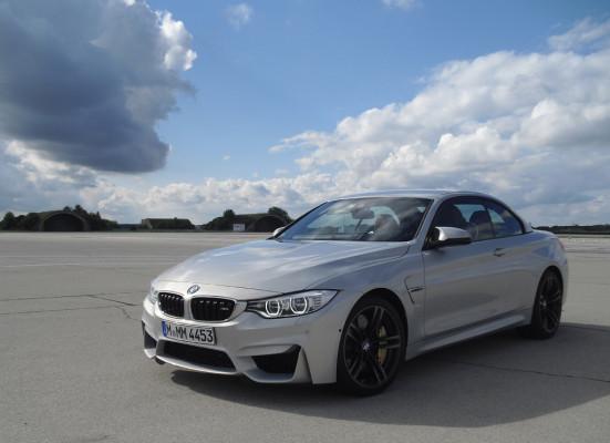 Dritter im Bunde nach M3 Limousine und M4 Coupé: BMW M4 Cabrio.