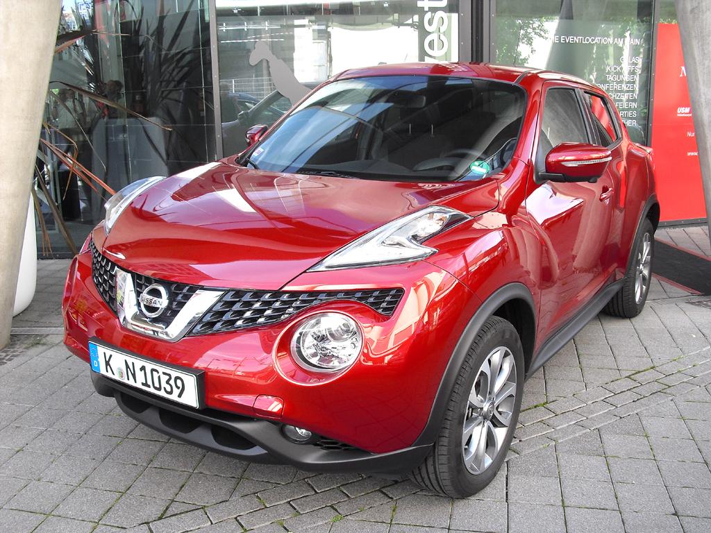 Nissan Aktuell