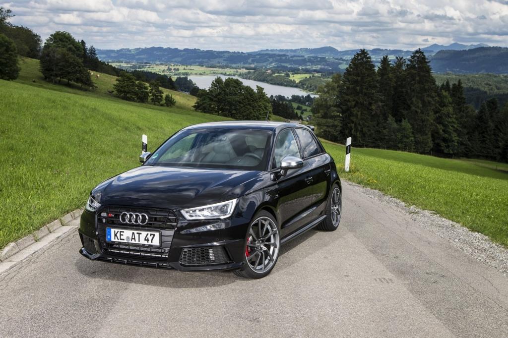 Abt Audi S1: Auf zur Porsche-Jagd