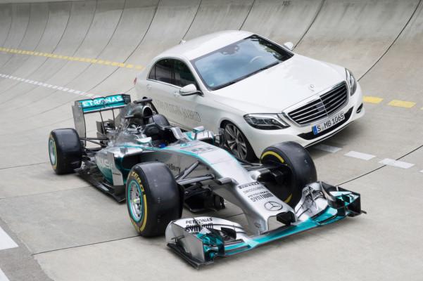 Auf der Suche nach der Synergie: Plug in und die neue Formel 1