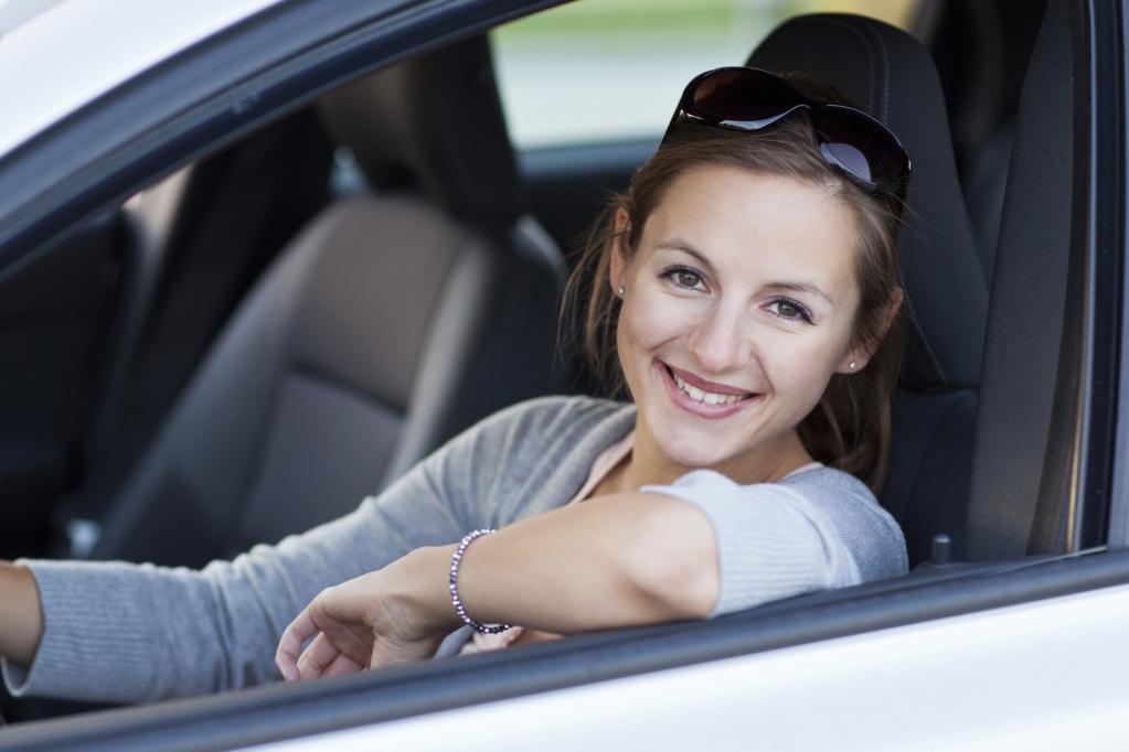 Auto-Studie: Frauen wollen auf ihr