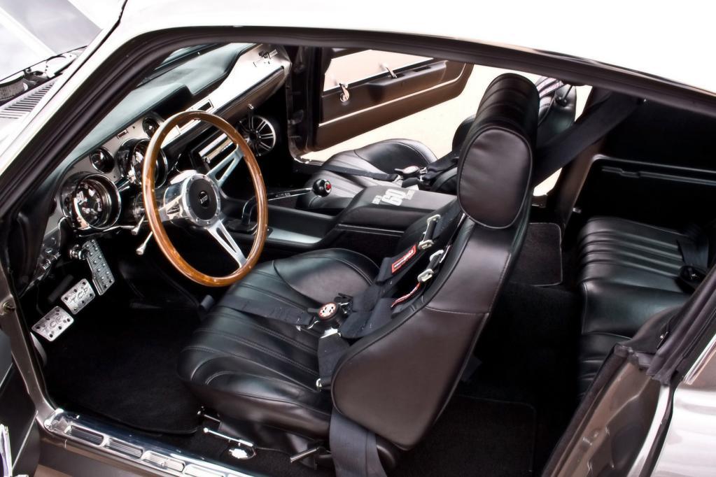Auto-Träume werden wahr: Ein Mustang aus Hollywood
