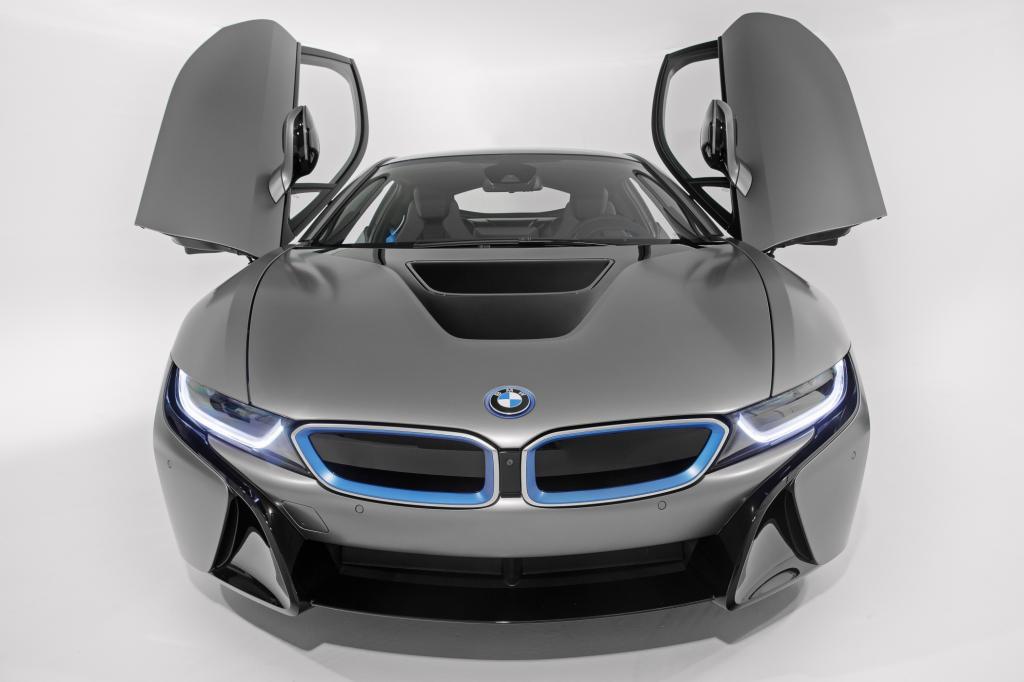 BMW legt ein Einzelstück des i8 auf