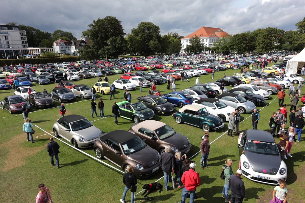Beetle-Sunshinetour 2014: Tradition trifft auf Moderne