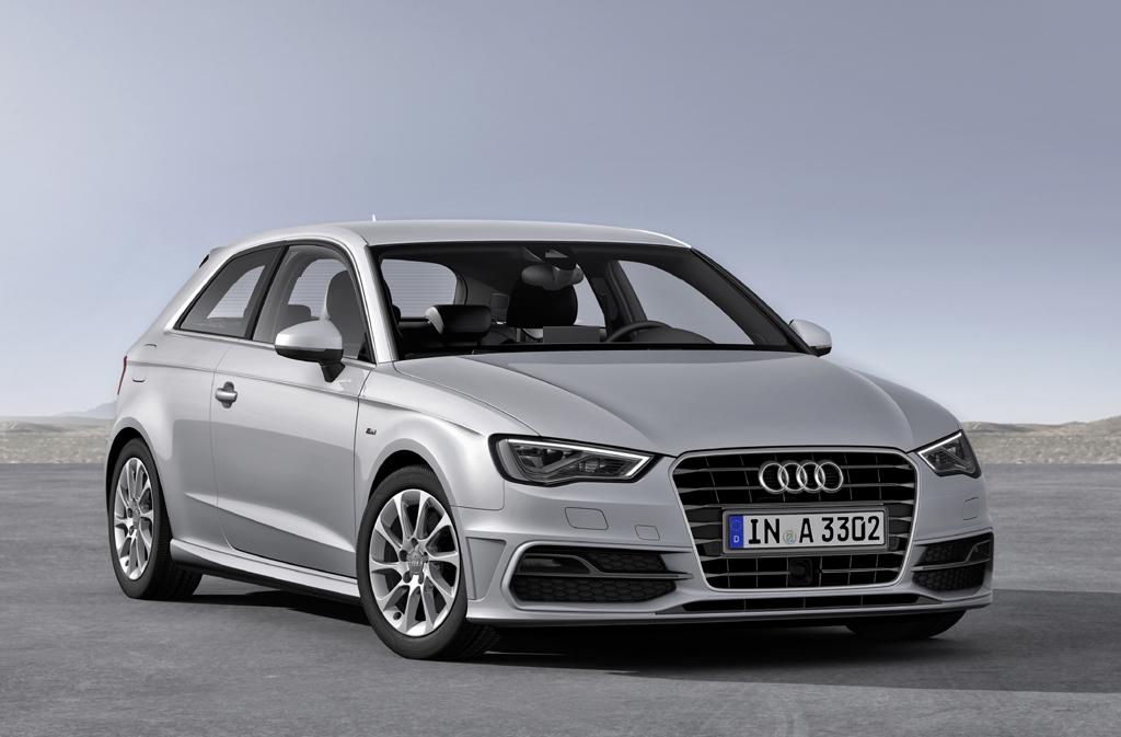 Besonders sparsam: Ultra-Audi-A3 mit 3,2 Liter-Mixverbrauch.