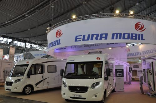 Brand bei Eura Mobil