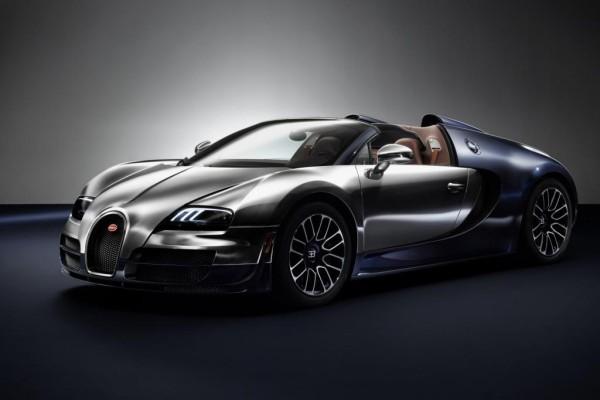 """Bugatti Veyron 16.4 Grand Sport Vitesse """"Ettore Bugatti"""" - Legendär"""