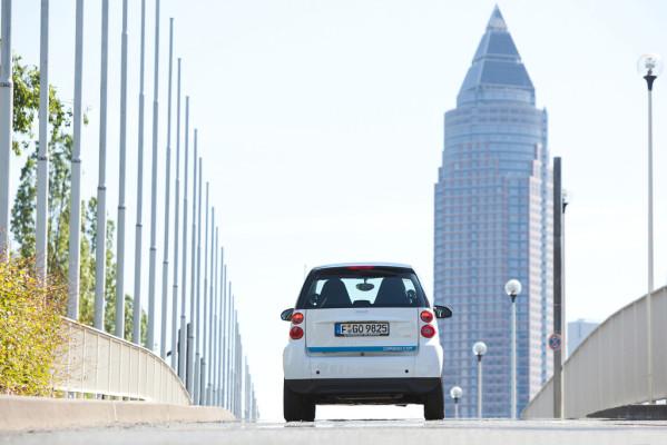 Car2go ab September auch in Frankfurt