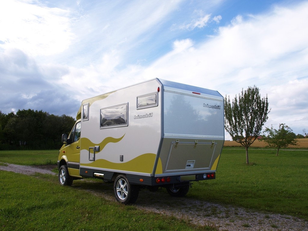 Caravan-Salon 2014: Expeditionsreifer EX 366 von Bimobil