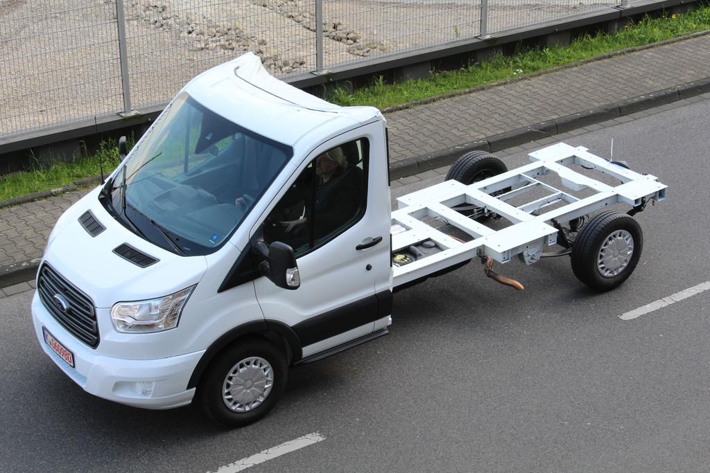 Caravan-Salon 2014: Ford setzt verstärkt auf Camping