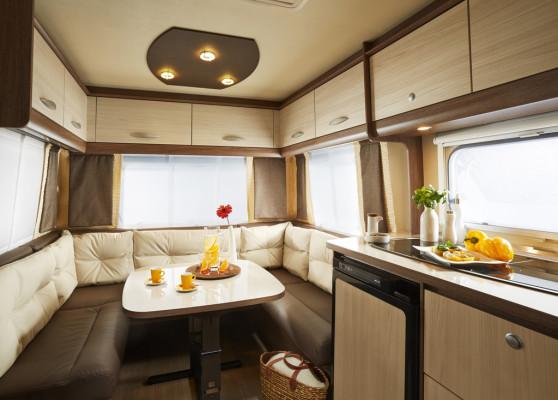 Caravan Salon 2014: IC-Line nur auch mit zwei Caravans