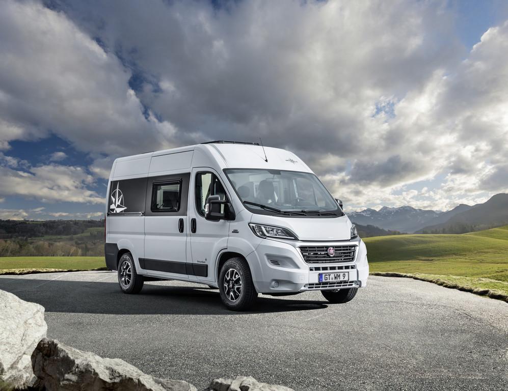 Caravan-Salon 2014: Westfalia Amundsen 540 – kurz und knackig