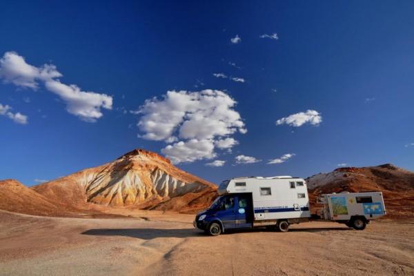 Caravan Salon lädt zum Träumen ein