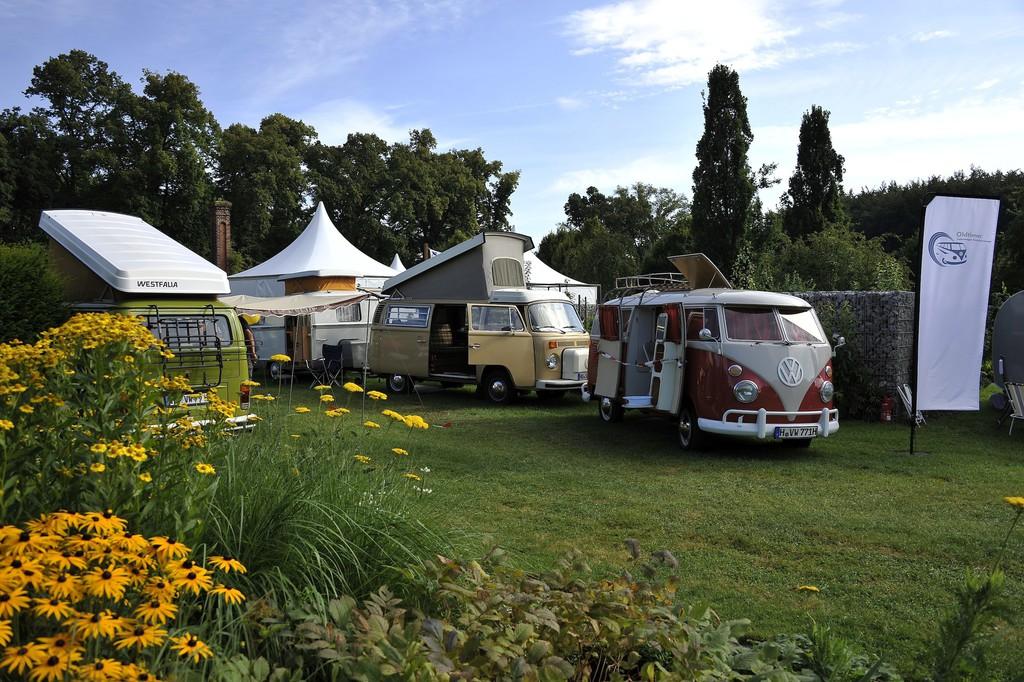 Classic Day auf Schloss Dyck: Goodwood war gestern