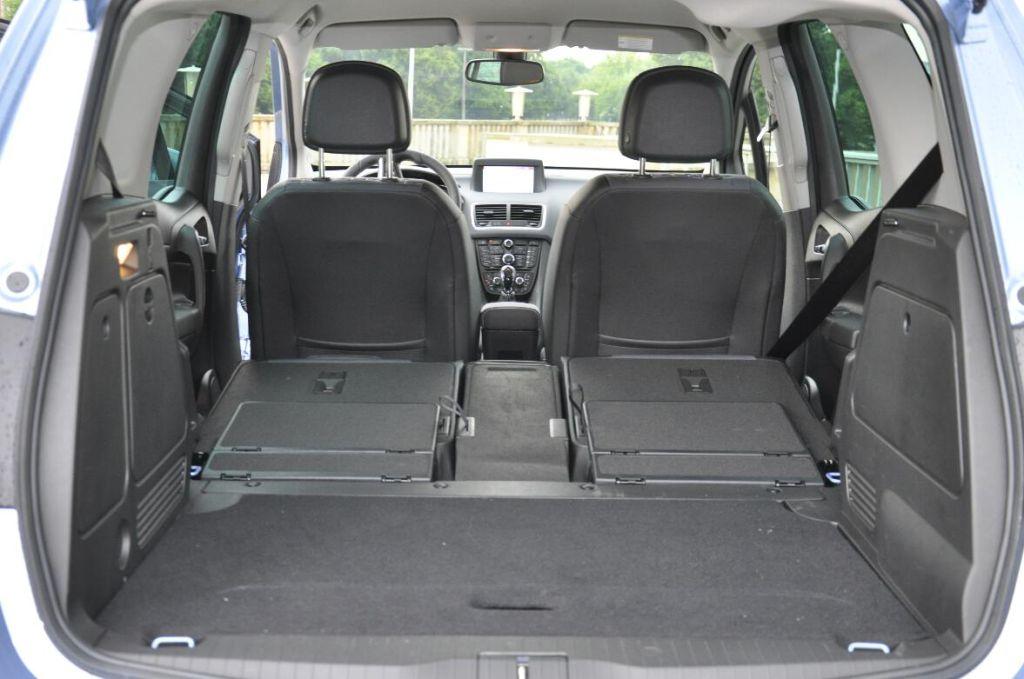 Test Opel Meriva 1.4 ecoFLEX