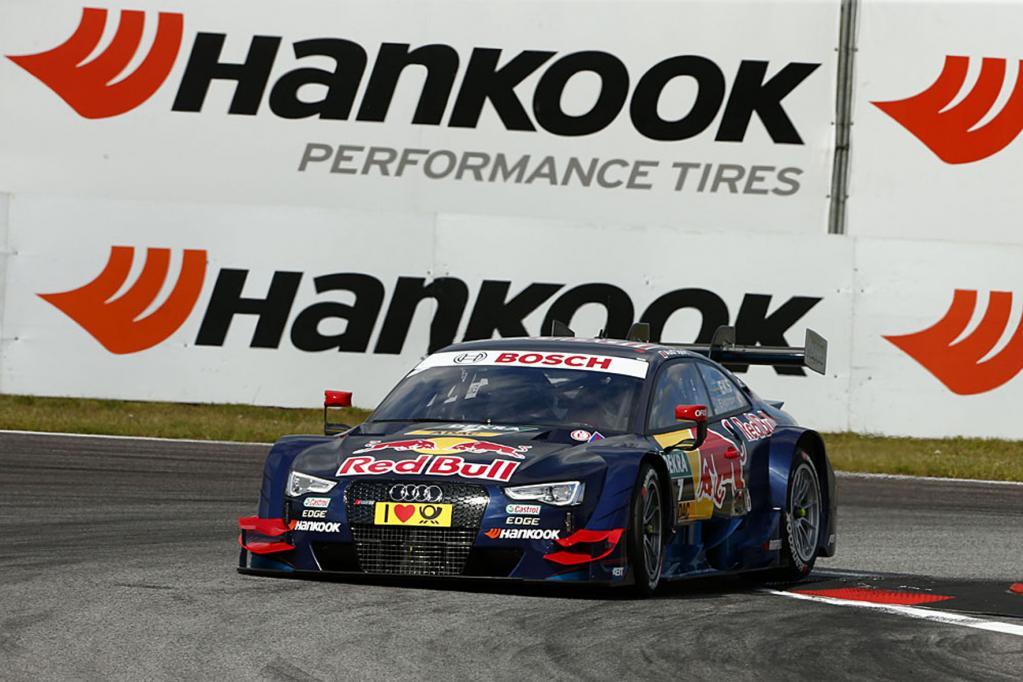 DTM-Rennen: Letzte Chance für den Audi RS 5