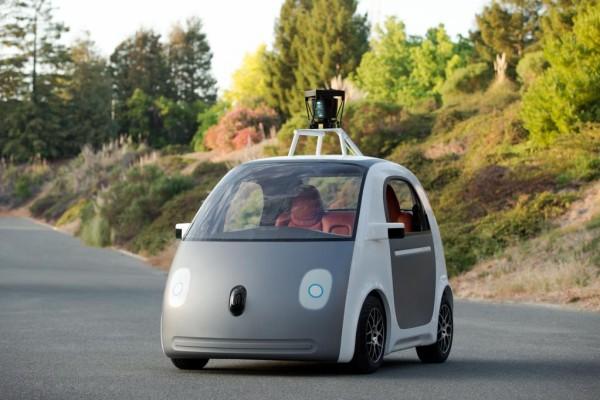 Das Auto der Zukunft: Es geht auch ohne Lenkrad