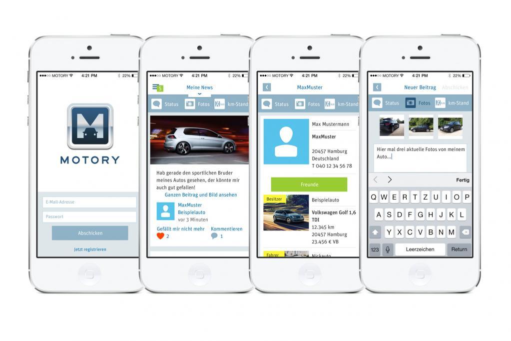 Das digitale Auto-Scheckheft für unterwegs