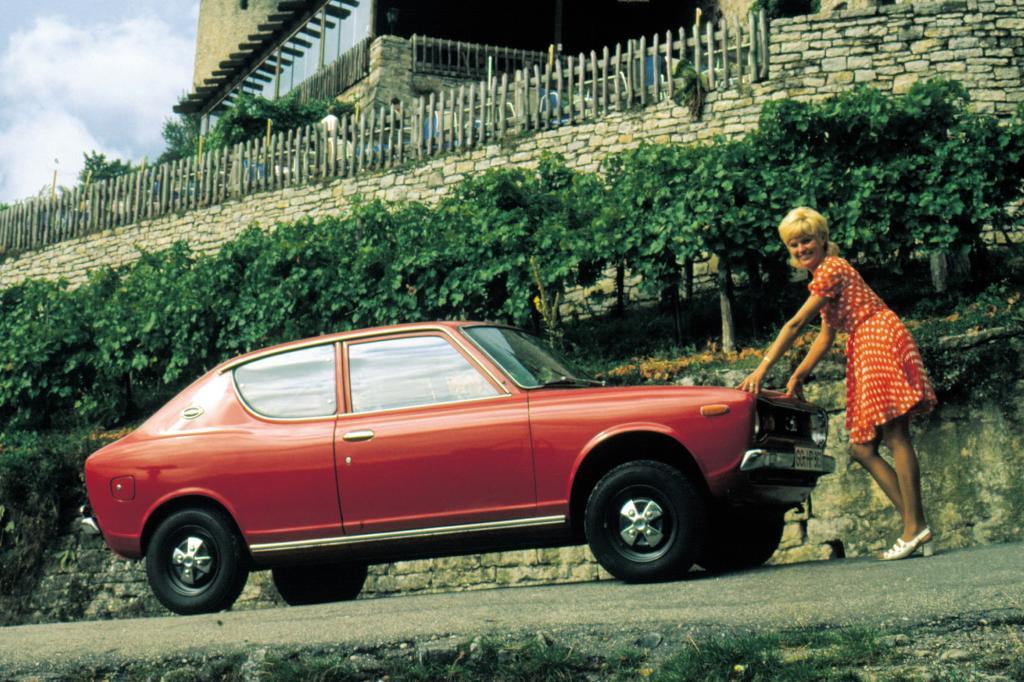 Datsun Nissan Cherry