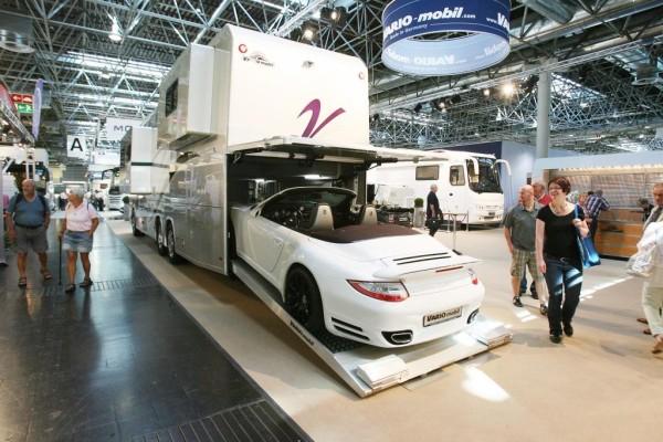 Den Trend zu Individualität spiegeln auf dem diesjährigen Caravan-Salon auch die Fahrzeuge und ihre Ausstattung so deutlich wie nie wider