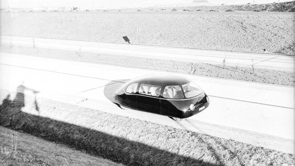 Der Schlörwagen: Seit 75 Jahren Messlatte für Aerodynamik