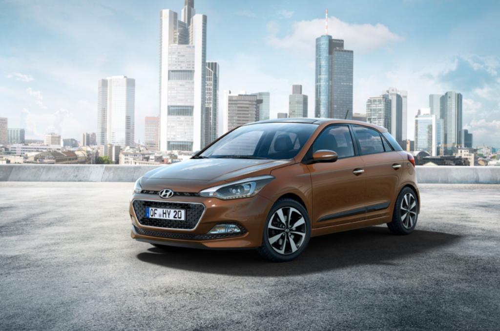 Der neue Hyundai i20 feiert in Paris Premiere