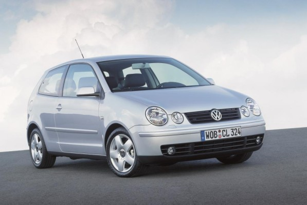Der treue Blick aus den Doppelaugen täuscht: Den Dauerläufer-Anspruch, den die meisten Autokäufer an VW-Modelle haben, kann der Polo IV (Typ 9N) nicht immer erfüllen